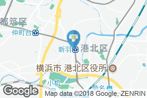 ココス 港北新羽駅前店(2F)のオムツ替え台情報