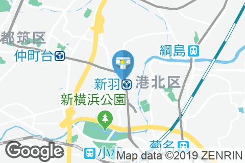 夢庵 港北新羽駅前店のオムツ替え台情報