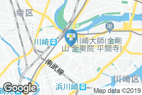 横浜地方法務局川崎支局(1F)のオムツ替え台情報