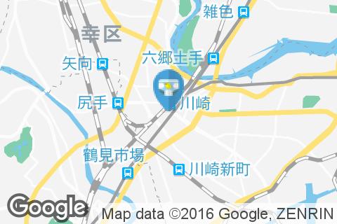 丸井川崎店(2F)のオムツ替え台情報
