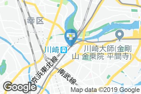 京急川崎駅(改札内)(1F)のオムツ替え台情報