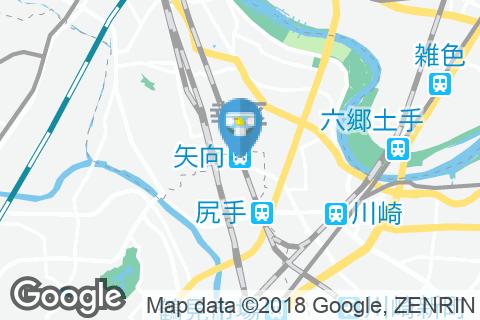 矢向駅(改札内)のオムツ替え台情報