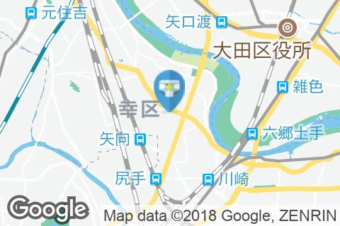 川崎市立幸図書館(1F)のオムツ替え台情報