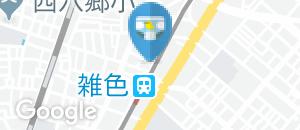 サイゼリヤ雑色駅前店(2F)のオムツ替え台情報