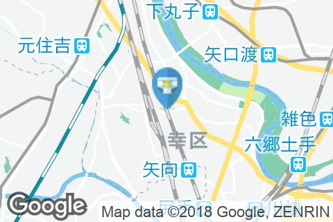 鹿島田駅(改札内)のオムツ替え台情報