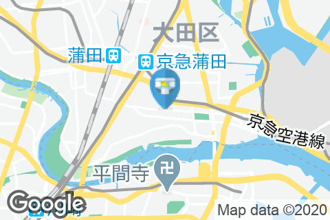 ココス 大田萩中店のオムツ替え台情報