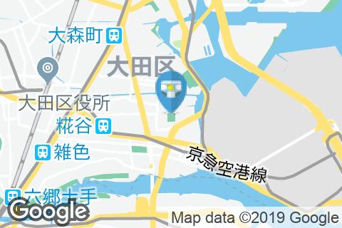 東糀谷防災公園のオムツ替え台情報