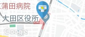 JR東日本 蒲田駅(改札内)のオムツ替え台情報