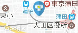 ライフ 西蒲田店(3F)のオムツ替え台情報