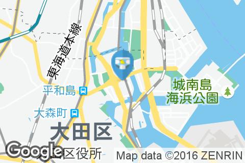 東京流通センターセンタービル(2F)のオムツ替え台情報