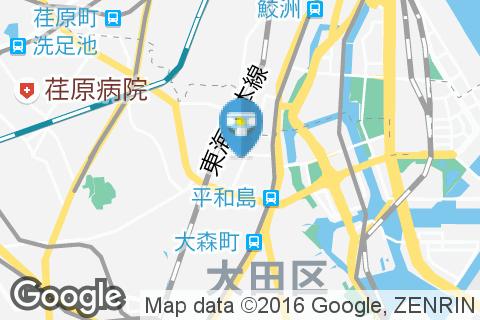 ユニクロ 大森北店(多目的トイレ内)のオムツ替え台情報