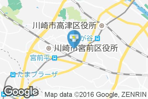 ライフ・宮崎台店(1F)のオムツ替え台情報
