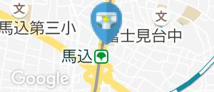 馬込駅(B1F 構内トイレ)のオムツ替え台情報