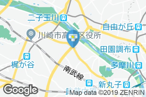 バーミヤン 川崎北見方店のオムツ替え台情報