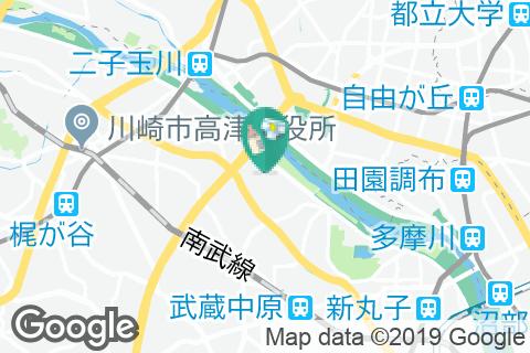 東高津こども文化センター(2F)の授乳室・オムツ替え台情報