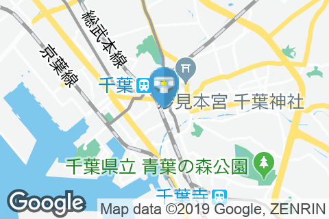 ジョナサン 千葉中央駅前店のオムツ替え台情報
