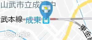 成東駅(改札内)のオムツ替え台情報