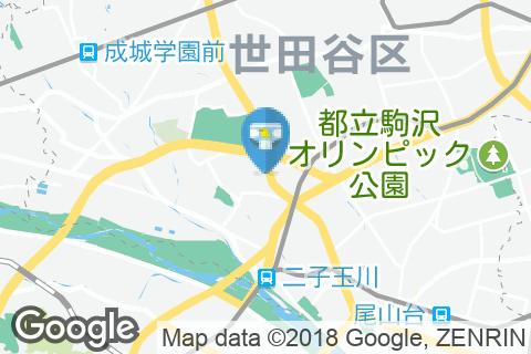 瀬田総合住宅展示場(1F 多目的トイレ内)のオムツ替え台情報