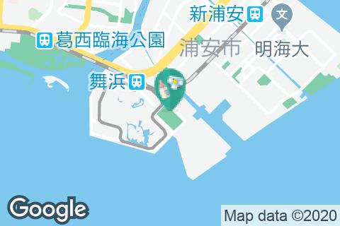 浦安市役所 運動公園屋内水泳プール棟(4F)の授乳室・オムツ替え台情報
