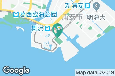 浦安市 運動公園総合体育館(4F)の授乳室・オムツ替え台情報