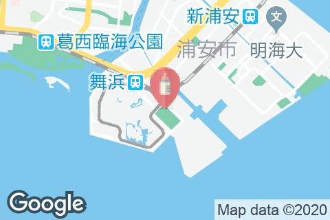 浦安市 運動公園総合体育館(1F)の授乳室情報