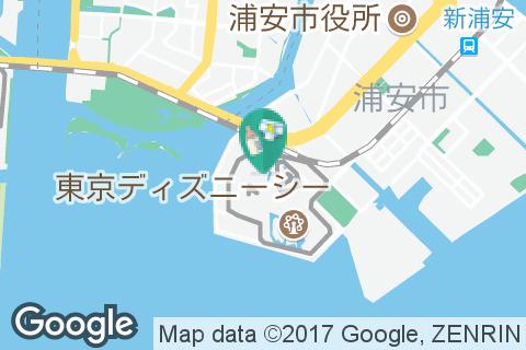 東京ディズニーランドの授乳室・オムツ替え台情報