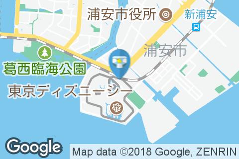 モンスーンカフェ 舞浜イクスピアリ店(3F)のオムツ替え台情報