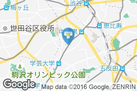 祐天寺駅(1F)のオムツ替え台情報