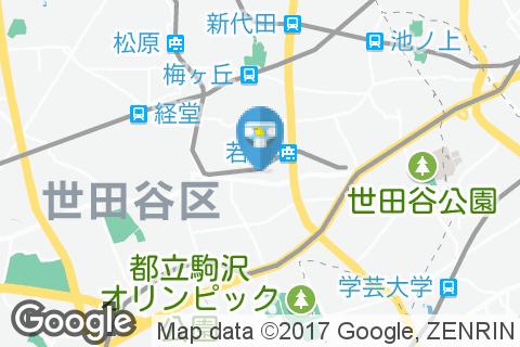 松崎煎餅 松陰神社前店(1F)のオムツ替え台情報