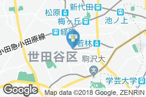 上町駅(改札内)のオムツ替え台情報
