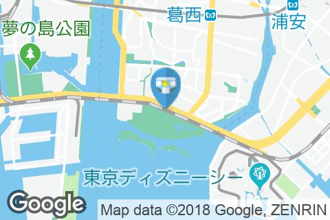 葛西臨海公園駅(改札内)のオムツ替え台情報