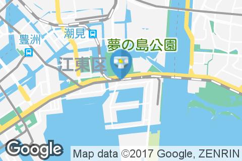 JR 新木場駅のオムツ替え台情報