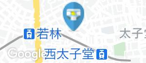 若林まちづくりセンター(1F)のオムツ替え台情報