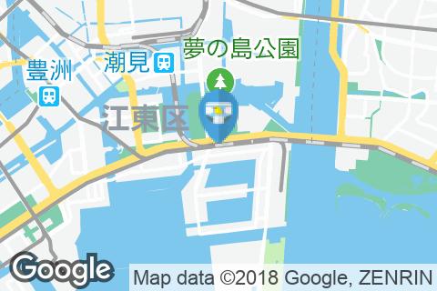 JR東日本 新木場駅(改札内)のオムツ替え台情報
