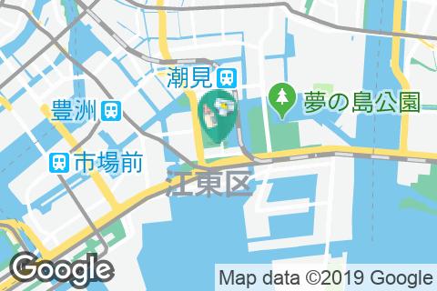 辰巳の森海浜公園(管理事務所)の授乳室・オムツ替え台情報