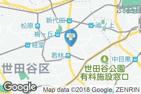 フォルクスワーゲン 東京世田谷(1F)のオムツ替え台情報