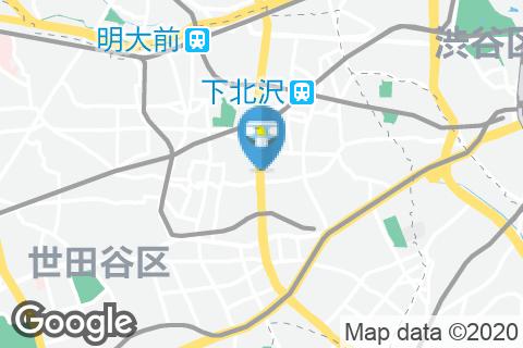 ガスト 世田谷代田店(2F)のオムツ替え台情報