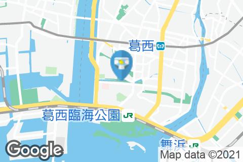 新左近川親水公園カヌー場(1F)のオムツ替え台情報