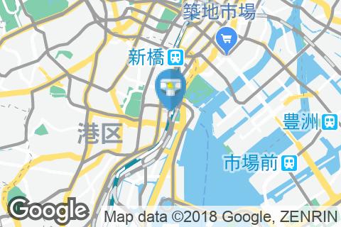 浜松町駅(改札内)のオムツ替え台情報