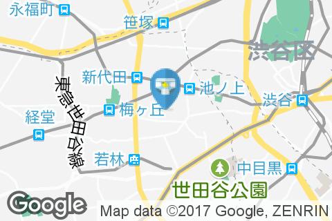 バーミヤン 下北沢南店(2F)のオムツ替え台情報