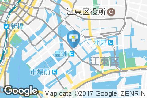 ステーキハウス フォルクス 豊洲店(1F)のオムツ替え台情報
