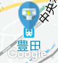 豊田駅(改札内)のオムツ替え台情報
