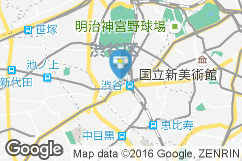 渋谷109(3階)のオムツ替え台情報