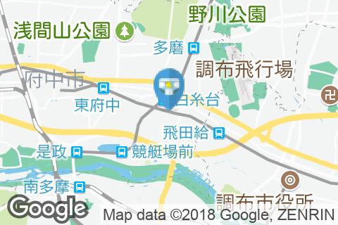 武蔵野台駅のオムツ替え台情報