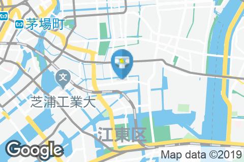 ゴールドジム 東陽町スーパーセンター(3F)のオムツ替え台情報