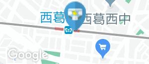 西葛西駅(改札内)のオムツ替え台情報