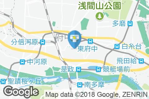 東京競馬場(1F)のオムツ替え台情報