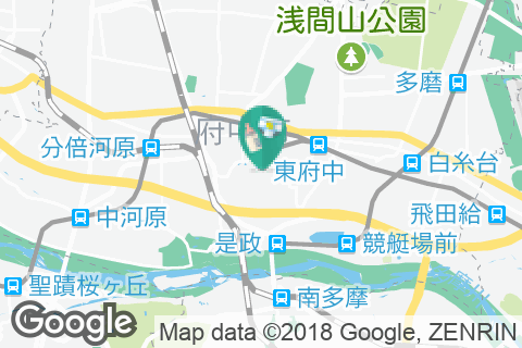東京競馬場(B1)の授乳室・オムツ替え台情報