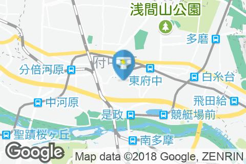 東京競馬場(B1)のオムツ替え台情報