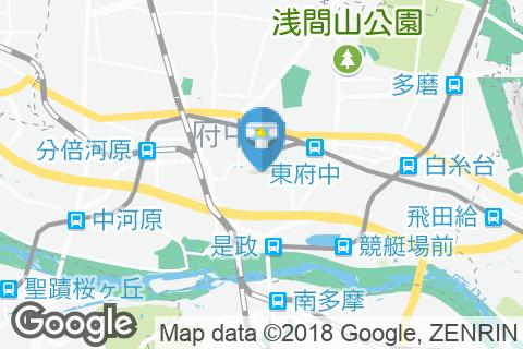 東京競馬場(2F)のオムツ替え台情報